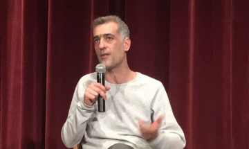 Director Nikos Lebot discusses his award-winning film <em>Her Job</em> screened at the 2019 NY Greek Film Expo.